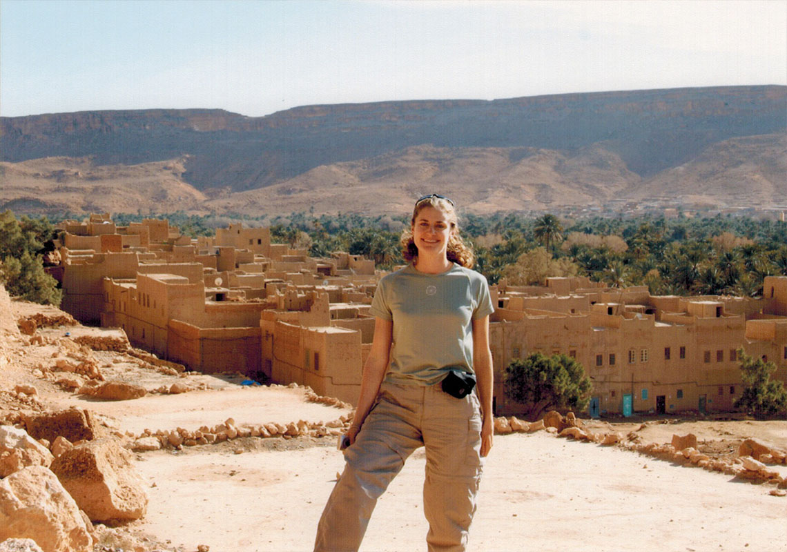Christi in Morocco's Berber Country