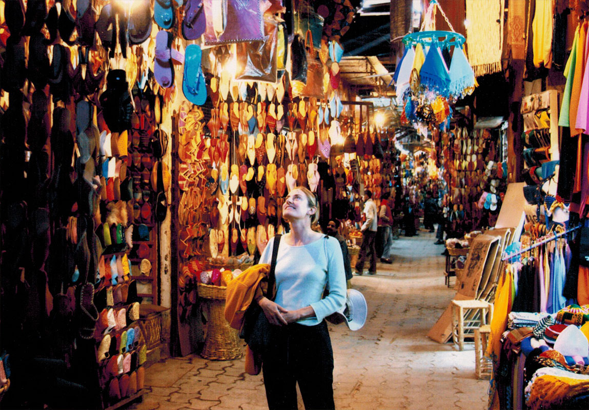 Morocco – Marrakech