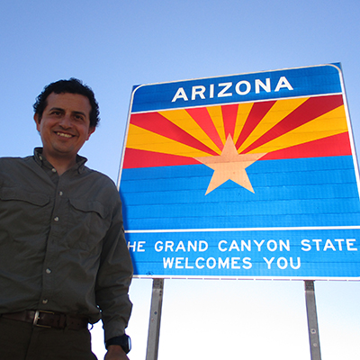 Hector in Arizona
