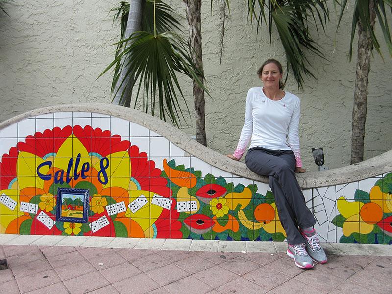 Christi in Miami's Calle 8