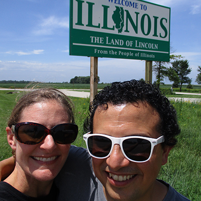 Christi & Hector in Illinois