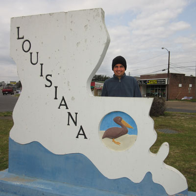 Hector in Louisiana