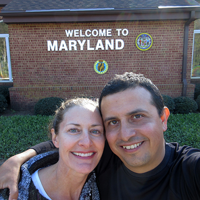 Christi & Hector in Maryland