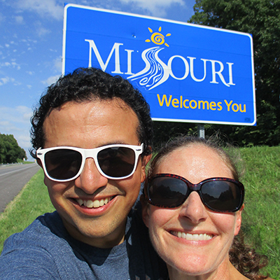 Hector & Christi in Missouri