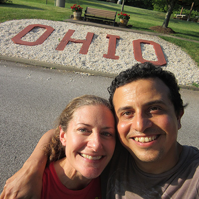 Christi & Hector in Ohio
