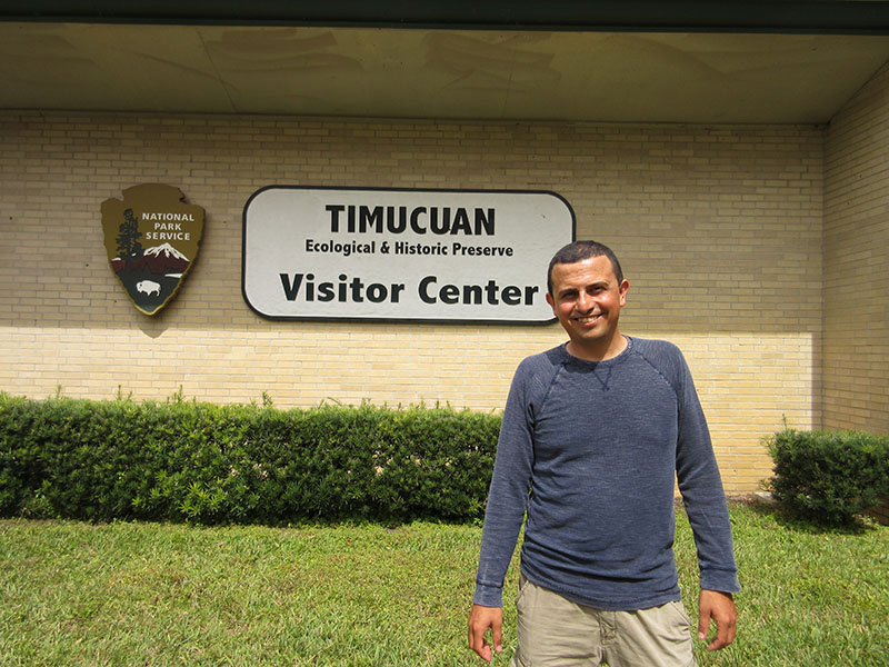 Hector at Timucuan