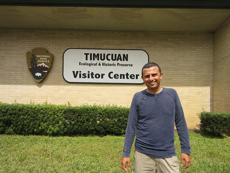 Hector at Timucuan
