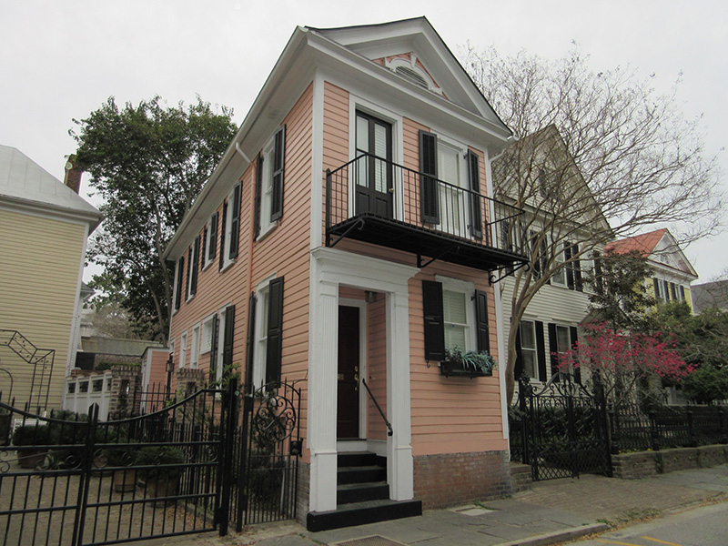 Single house in Charleston SC