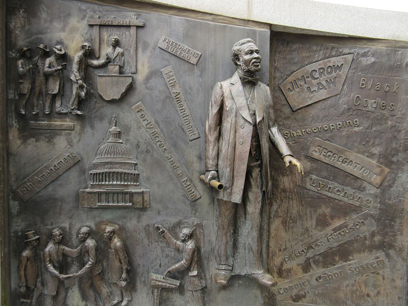 African-American History Monument in Columbia, South Carolina