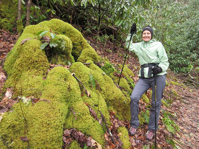 Christi at Great Smoky Mountains National Park
