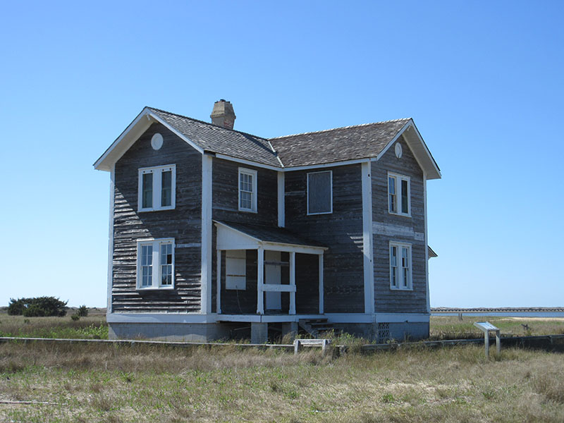 House at Cape Lookout Historic District