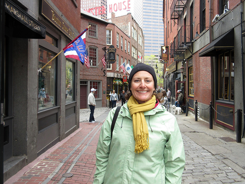 Christi on Boston's Marshall Street