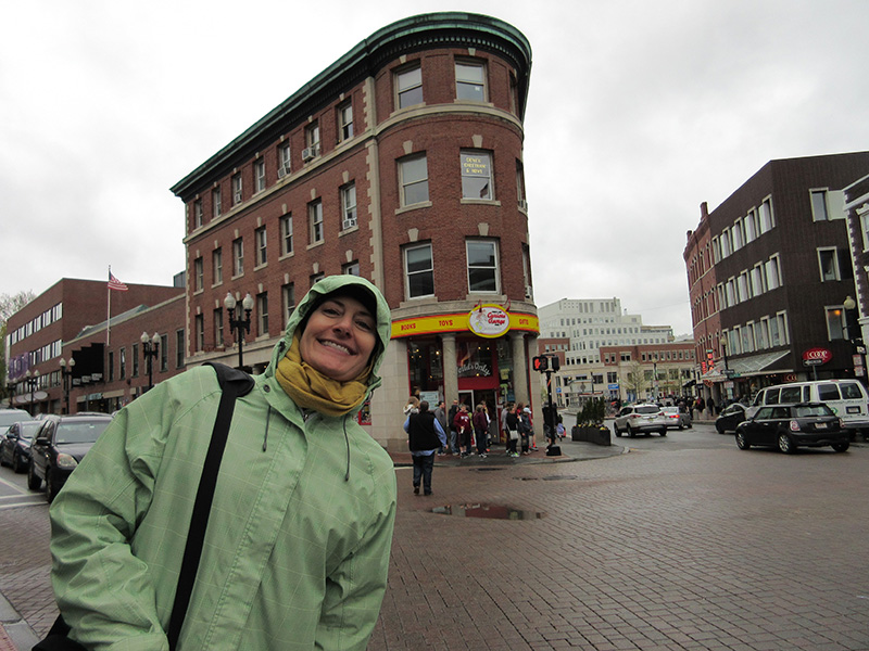 Christi in Cambridge's Harvard Square