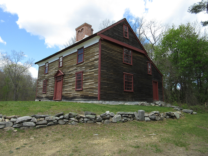 Captain William Smith House in Minute Man National Historical Park