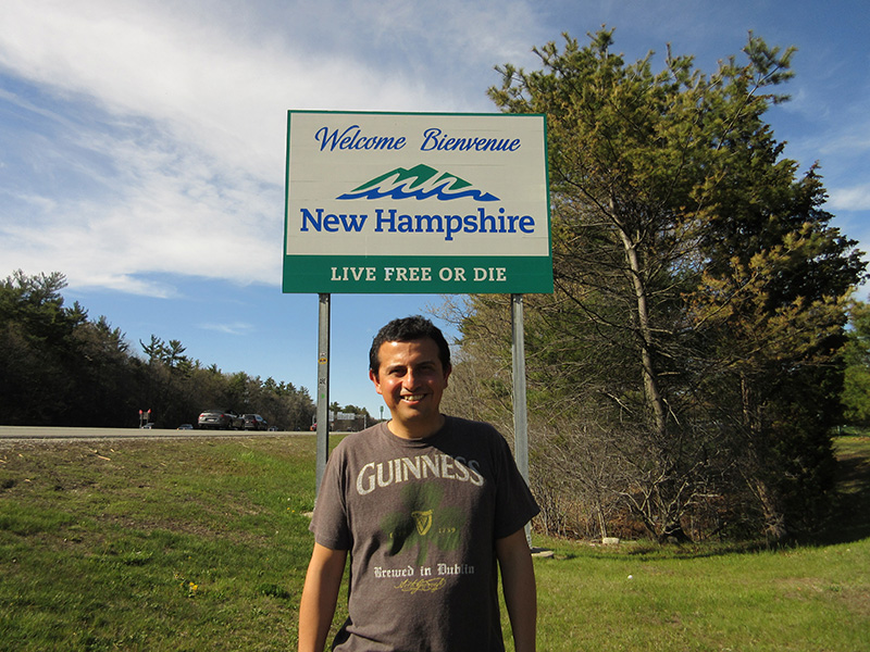 Hector in New Hampshire