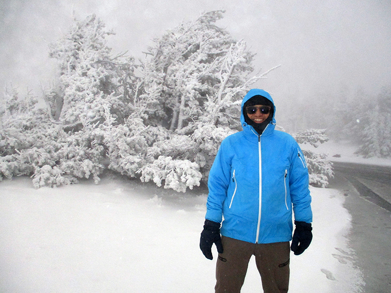 Hector in Crater Lake National Park