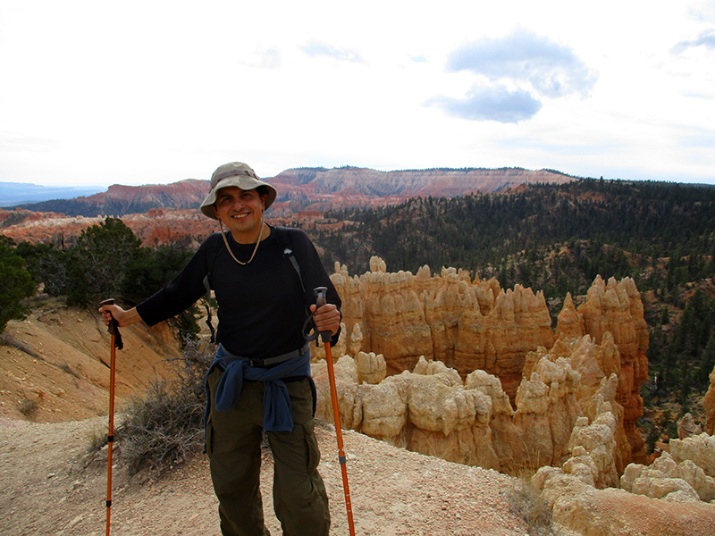 Hector in Bryce Canyon National Park