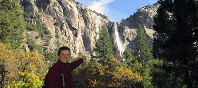 Yosemite's Valley of Waterfalls