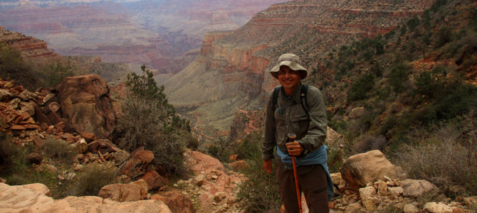 A Grand Hike in the Grand Canyon