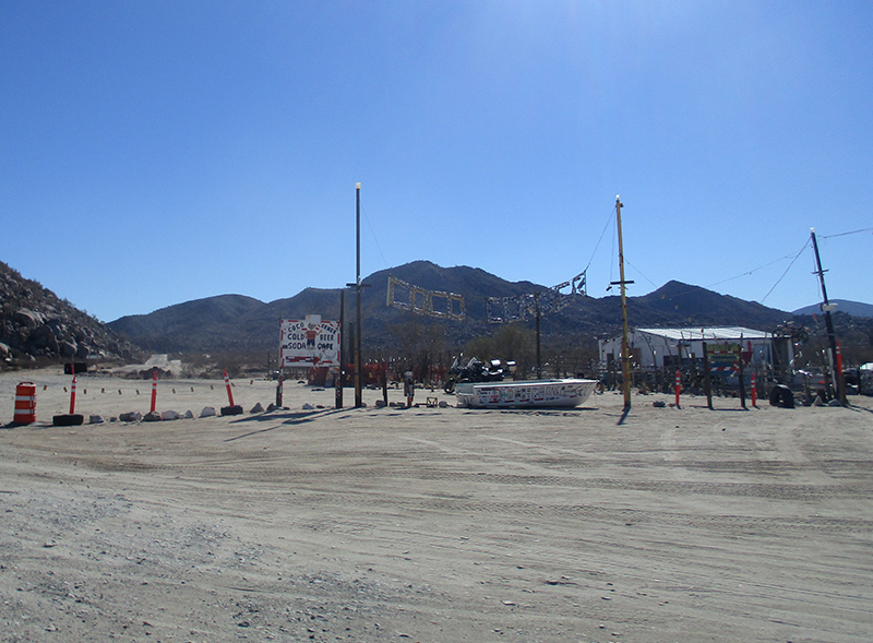 Coco Corner in Baja California
