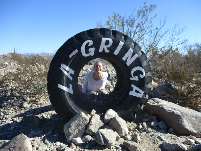 La Gringa near Bahía de los Ángeles, Baja California