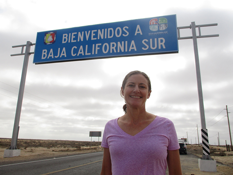 Christi in Baja California Sur
