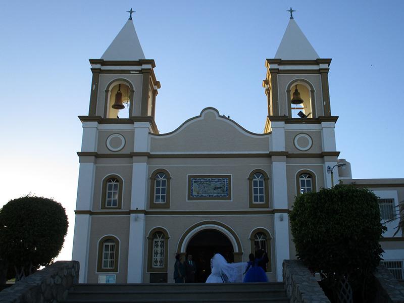 San José del Cabo church