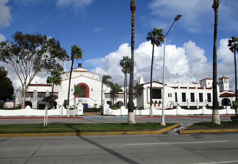 Ensenada Social, Civic and Cultural Center