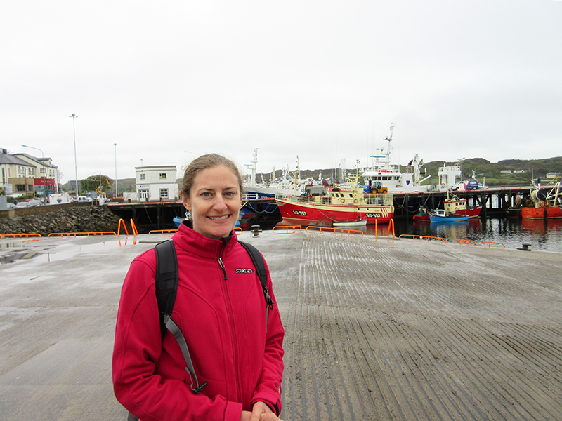 Christi in Killybegs, Ireland