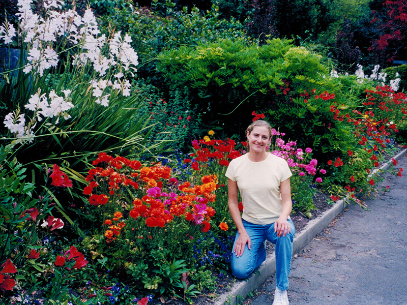 Christi in Sydney's Royal Botanic Garden