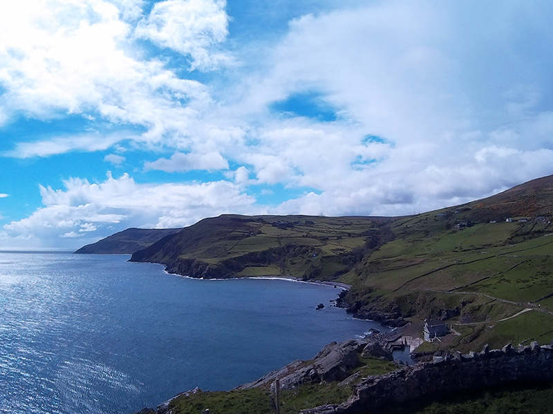 Torr Head in Northern Ireland