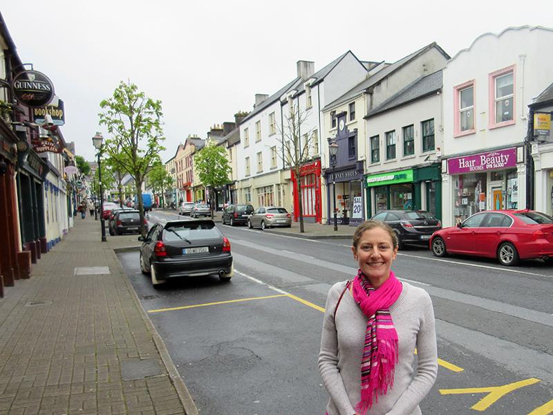 Christi in Westport, Ireland