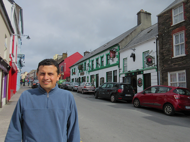 Hector in Dingle, County Kerry