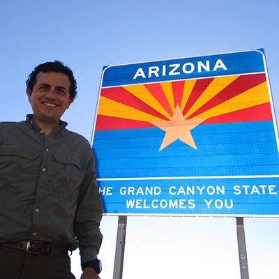 Hector in Arizona