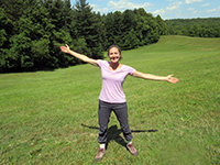 Christi in Cuyahoga Valley National Park