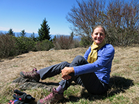 Christi in Great Smoky Mountains National Park