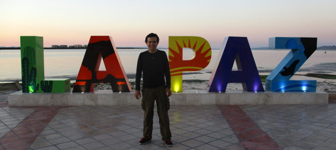A Peaceful Time in La Paz